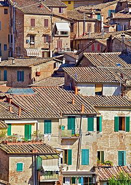 Hill Town Village of Cortona