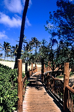Grand Turtle Bay Resort on Northern Shore of Oahu in Hawaii USA
