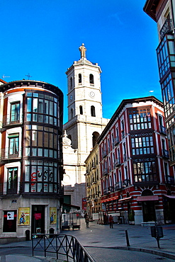 Cathedral of Valladolid, Castile and Leon, Spain