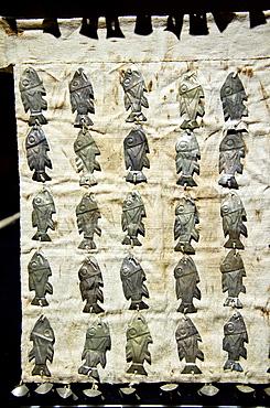 Pre-Columbian Jewelry Chimu culture 1100 AC-1470 AC Peru Funerary offerings