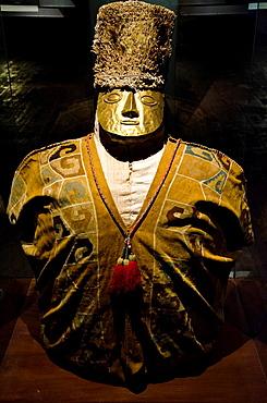 Wari mummi Wari culture 500AC-1000AC Peru