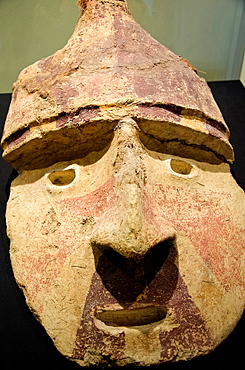 Carajia Sarcophagus 1460 AC Chachapoyas culture 900AC-1470AC Peru