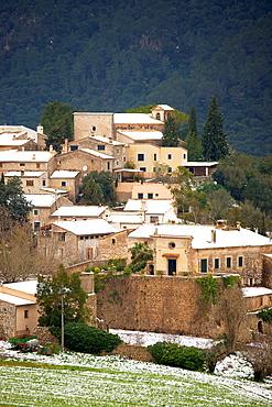 Orient Bunyola Sierra de Tramuntana Mallorca Illes Balears Espana