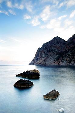 Cala en Basset Morro de Sa Ratjada Andratx Ponent Mallorca Illes Balears Espana