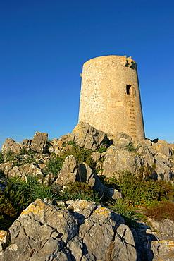 Talaia Albercutx XVI century Pollenca Formentor Peninsula, Spain Baleares Mallorca