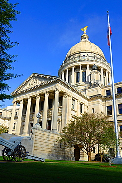State Capitol Building Jackson, Mississippi, United States of America