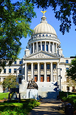 State Capitol Jackson, Mississippi, United States of America