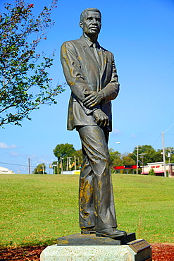 Medgar Evers Statue Jackson, Mississippi, United States of America