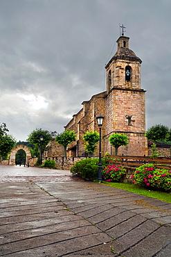 San Juan Bautista church San Juan Santander Cantabria Spain