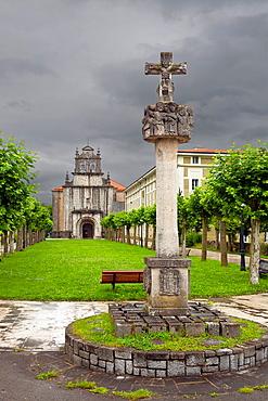 La Bien Aparecida church Santander Cantabria Spain