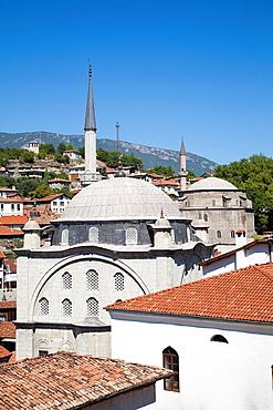 Asia, Turkey, Central Anatolia, Ancient Town Of Safranbolu, Izzet Pasa Camii