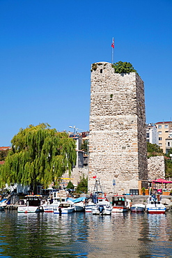 Port And Old Town, Sinop, Black Sea, Turkey, Asia