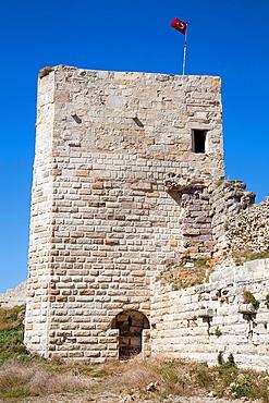 Bastion, Sinop, Black Sea, Turkey, Asia