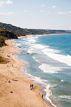 Beach, Sinop, Black Sea, Turkey, Asia