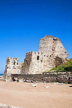 Gate Of The Sand, Sinop, Black Sea, Turkey, Asia