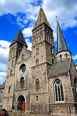 St Jacob¥s church, Sint-Jacobskerk 13th century, Ghent, Belgium