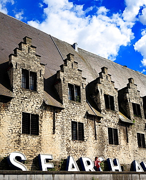 Design museum, Ghent, Belgium