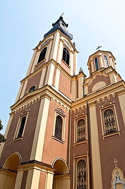 Serbian Orthodox Cathedral, Sarajevo, Bosnia and Herzegovina