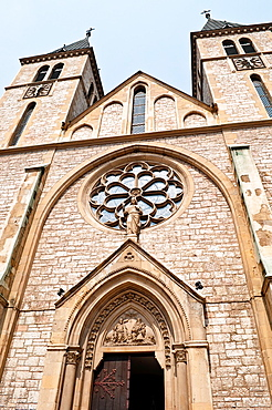 Catholic Cathedral, Sarajevo, Bosnia and Herzegovina
