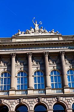 Palais Universitaire University building Strasbourg Alsace France