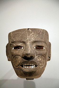 Museo De Sitio, Teotihuacan Museum in Mexico, Mask