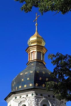 Ukraine, Kiev, Kyiv, Kyevo-Pecherska Lavra, monastery, Upper Lavra, St Nicholas Church,