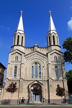 Romania, Timisoara, Church of Our Lady,
