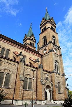 Romania, Timisoara, Millennium Catholic Church,