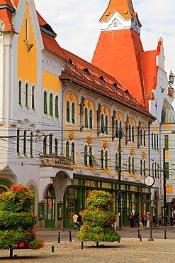 Romania, Timisoara, Stefania Palace,
