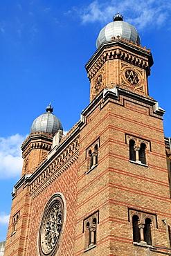 Romania, Timisoara, Great Synagogue,
