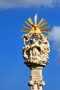 Romania, Timisoara, Piata Unirii, Trinity Column,