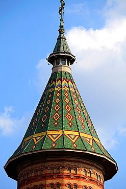 Romania, Timisoara, Metropolitan Cathedral,