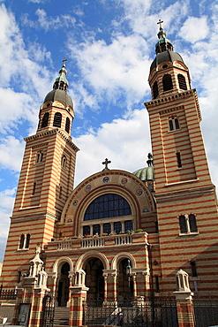 Romania, Sibiu, Metropolitan Cathedral,