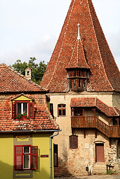 Romania, Sighisoara, Tailors Tower,