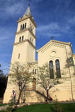 Romania, Sighisoara, Roman Catholic Church,