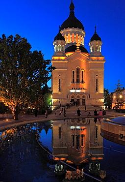 Romania, Cluj-Napoca, Orthodox Cathedral,