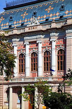 Romania, Cluj-Napoca, Palace of Justice,