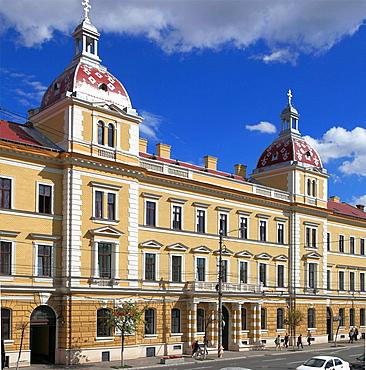 Romania, Cluj-Napoca, Orthodox Archdiocese,