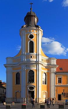 Romania, Cluj-Napoca, Greek Catholic Transfiguration Cathedral,