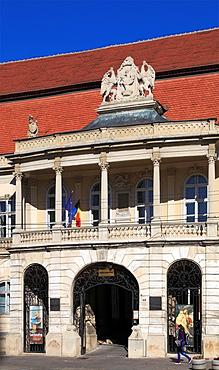 Romania, Cluj-Napoca, Banffy Palace,