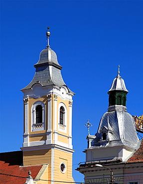 Romania, Cluj-Napoca, Evangelical Lutheran Church,