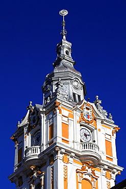 Romania, Cluj-Napoca, Local Civic Council Building,