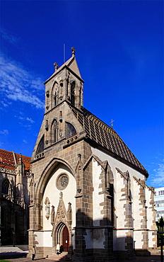 Slovakia, Kosice, St Michaels Chapel,