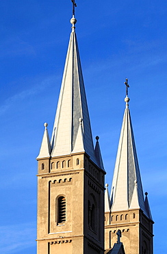 Serbia, Vojvodina, Subotica, Franciscan Church,