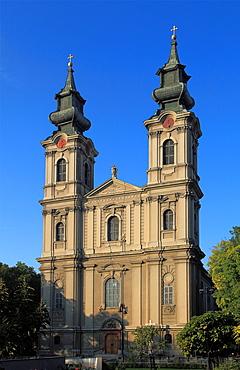 Serbia, Vojvodina, Subotica, St Theresa Cathedral,