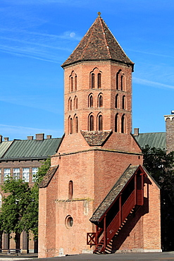Hungary, Szeged, St Demetrius Tower,