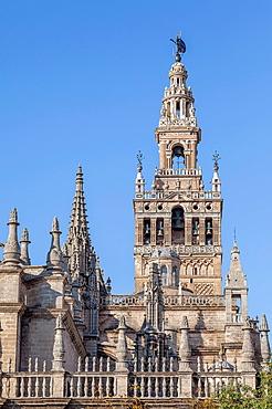 Sevilla, Andalucia, Spain La Giralda