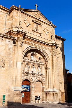 Church of Santo Domingo de la Calzada, La Rioja, Spain