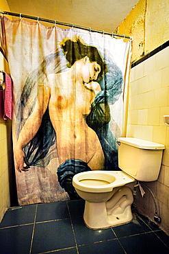 Private Restaurant toilet, Santa Clara, Cuba.