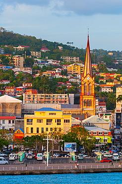 Martinique, Fort de France, caribbean